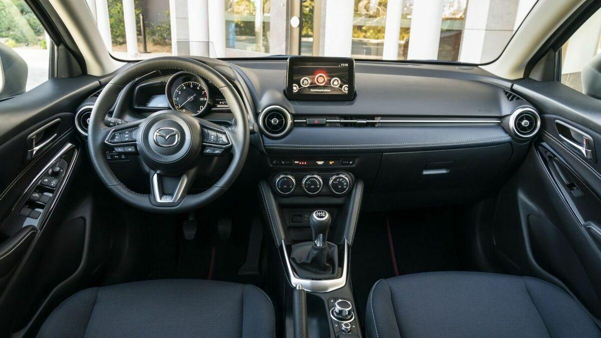 2020 Mazda 2 First Drive