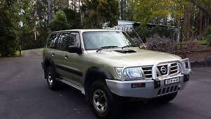 2002 Nissan Patrol Wagon Diesel Bonville Coffs Harbour City Preview
