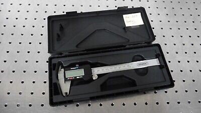 G170122 General 6150mm Digital Caliper Set