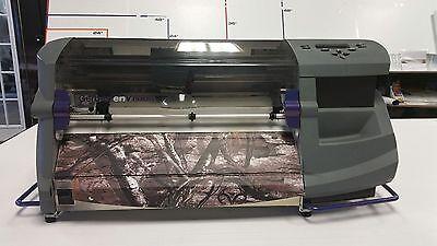 Gerber Envision 375 Plotter with optional Gerber Edge 2 Thermal Printer