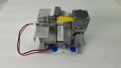 Gm Tech Oilless 6bar Vacuum Pump 20rns 24v 20lpm Lumenis Lightsheer As1102920-d
