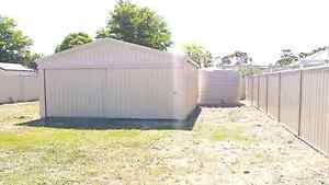 Vacant Land with shed and rainwater tank. Nuriootpa Barossa Area Preview