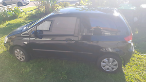 2005 Getz - Black Auto  MAKE AN OFFER!!! Condell Park Bankstown Area Preview