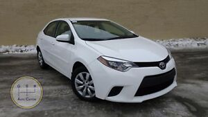 2014 Toyota Corolla LE | TOUCH SCREEN | CLEAN CAR-PROOF | LOW KM