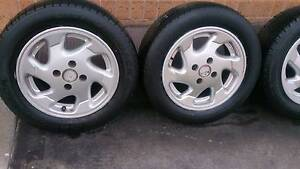 """14"""" Rims and Tyres 185/70R14 Dandenong South Greater Dandenong Preview"""
