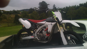 2011 yz450f limeted edition Hobart CBD Hobart City Preview