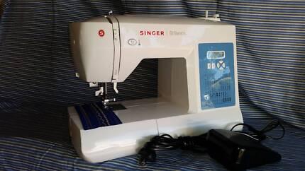 Singer Sewing Machine Model 6160 Brilliance