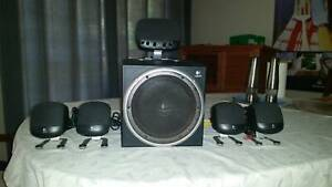Logitech Speakers in great condition.