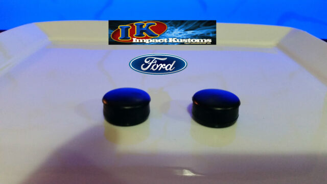 Ford BA BF Territory SY SX Windscreen Wiper Arm Nut Covers XR6 FPV GT TURBO
