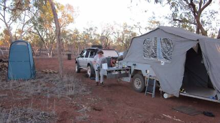 2009 Pioneer Prospector 11 SE camper trailer Willetton Canning Area Preview