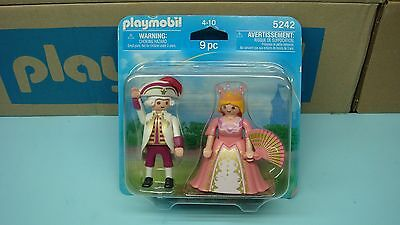 Playmobil 5242 Fairy Tales Duo Pack Lady and Nobleman series toy NEW 169