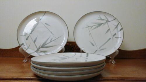 "Winfield Ware ""Bamboo"" Dinner Plates, Set of 6"