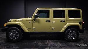 2013 Jeep Wrangler Unlimited Rubicon BACK UP CAM! NAV! HARDTOP!
