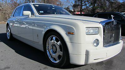 2004 Rolls-Royce Phantom  Phantom Rolls Royce