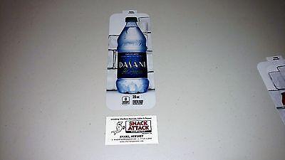 Royal Vendors Soda Vending Machine Dasani Water 20oz Bottle Vend Label