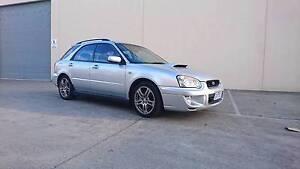 2003 Subaru Impreza Hatchback Croydon Maroondah Area Preview
