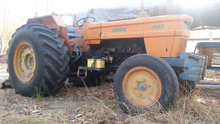 Fiat 1000 100hp tractor Oak Valley Townsville Surrounds Preview