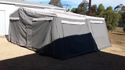 EzyTrail M series Buckland LX Camper Trailer 2014 Gawler Gawler Area Preview