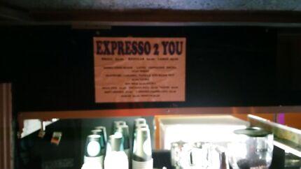 Enclosed Coffee Trailer Craigieburn Hume Area Preview