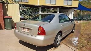 2006 Mitsubishi Magna Sedan Wagaman Darwin City Preview