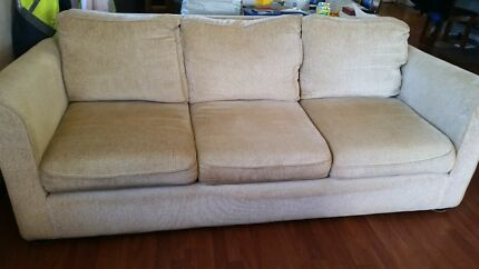 Large 3 seater Couch Daceyville Botany Bay Area Preview