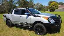 Mazda BT-50 Manual 4x4 Macquarie Fields Campbelltown Area Preview