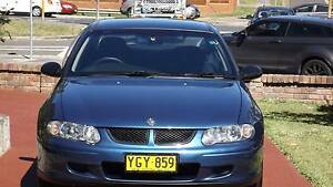 2002 Holden Commodore Sedan Forestville Warringah Area Preview