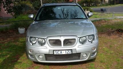 2003 M.G. ZT Sedan Frankston North Frankston Area Preview
