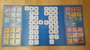 Woolworths Disney Word Tiles (Full Set)