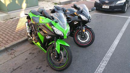 2013 Ninja 300 SE Glenelg Holdfast Bay Preview