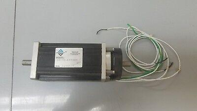Aerotech Bm130-e1000h Servo Motor With Encoder No Pigtail