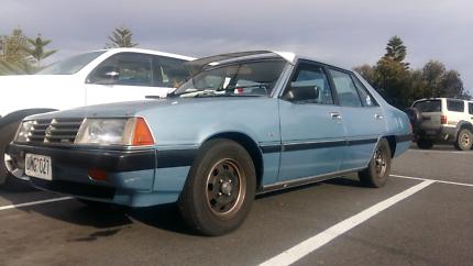 1984 GJ Mitsubishi Sigma