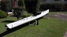KAYAK EPIC 16x Carbon/kevlar sea/tourer with carbon paddle Port Stephens Area Preview
