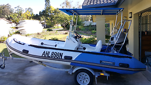 Inflatable boat Bonogin Gold Coast South Preview