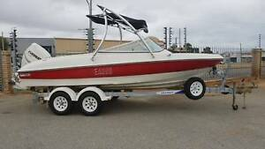 Dragon 5.5m Deluxe Bowrider - BOAT OF THE WEEK! SAVE $$