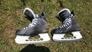 Bauer Men's Iceskates Mount Hutton Lake Macquarie Area Preview