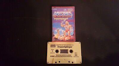 "Masters of the Universe / He Man / Motu ""Folge Nr.7"" MC"