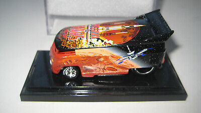Hot Wheels Liberty Promotions Mission to Mars Rebel Run Volkswagen Drag Bus