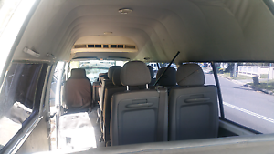 Van Toyota Hiace Commuter  $ 5,800 Ingleside Warringah Area Preview