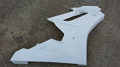 2007 07-12 TRIUMPH DAYTONA 675 NEW RIGHT SIDE LOWER FAIRING COWL PANEL