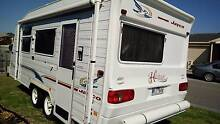 JAYCO HERITAGE 19 FT DUAL AXLE WITH FULL ANNEX Carrum Kingston Area Preview
