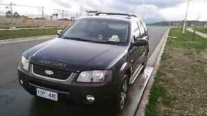 7 seated Ford Territory SR excellent condition Holder Weston Creek Preview