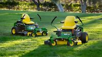 Affordable lawn care for 2018