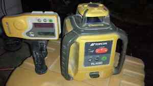 Topcon RL H4C Laser Level with LS 80L Receiver & Stand Redbank Ipswich City Preview