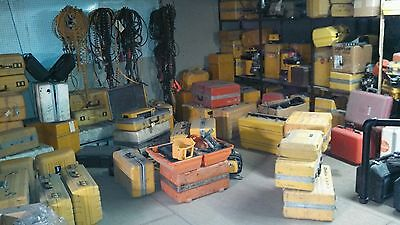 Used Laser Level Cases Spectra Cst Topcon Leica Pls -you Pick
