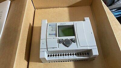 Allen Bradley 1763-l16dwd Micrologix 1100 Controller Processor Plc