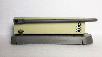 Ibico Plastic And Wire Comb Binding Machine Model Eb-19 Excellent Condition