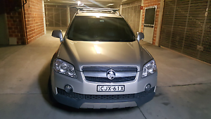 Holden Captiva 7 LX Castle Hill The Hills District Preview