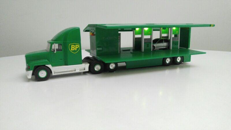 Rare 1998 CE BP Exploration & Oil Inc Semi Truck Lights & Sound Turkish
