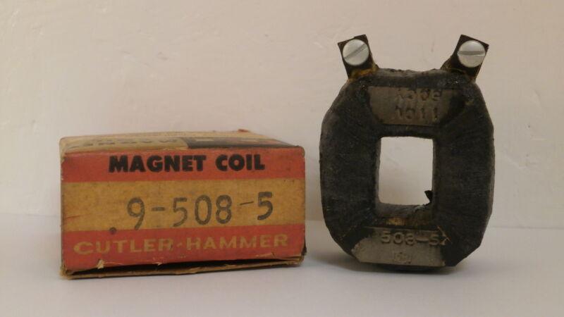 CUTLER HAMMER MAGNET COIL 9-508-5 *NEW SURPLUS*